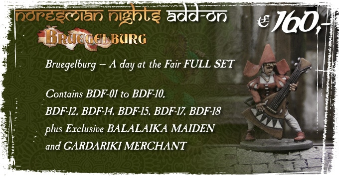 See Update #5 for more information on the Bruegelburg Sets