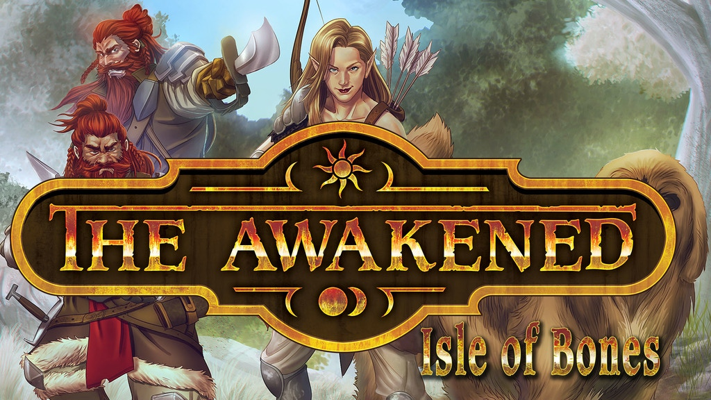 The Awakened: Isle of Bones project video thumbnail