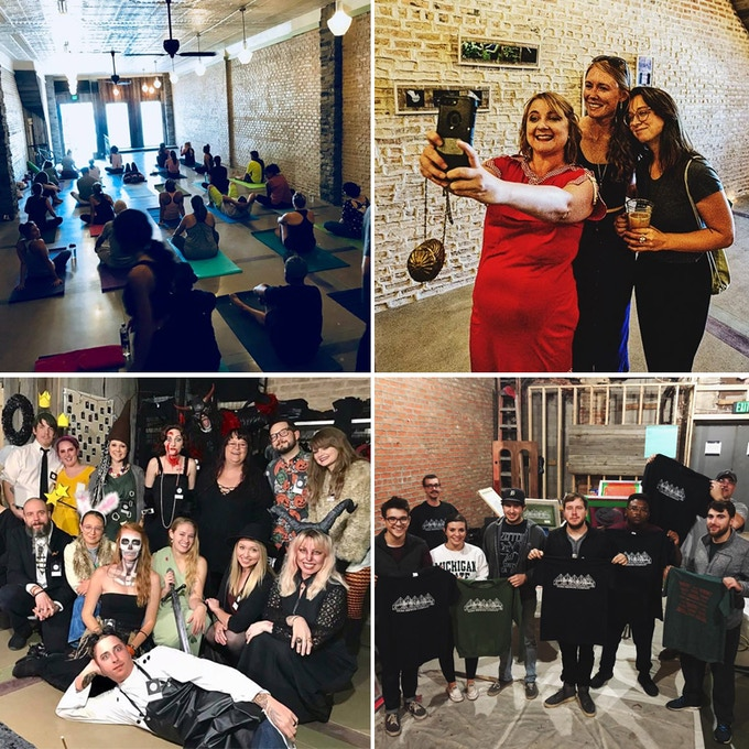 Moments from the Ogma Creative Community Series