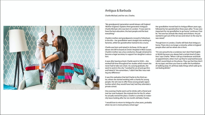 ©Chris Steele-Perkins, Antigua & Barbuda, The New Londoners Book 2019