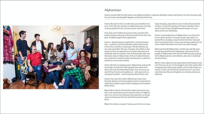 ©Chris Steele-Perkins, Afghanistan, The New Londoners Book 2019