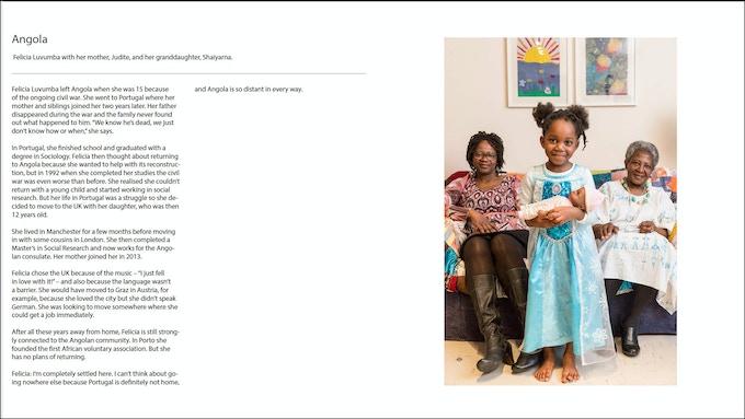 ©Chris Steele-Perkins, Angola, The New Londoners Book 2019
