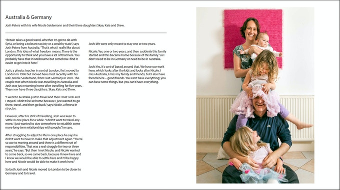 ©Chris Steele-Perkins, Australia & Germany, The New Londoners Book 2019