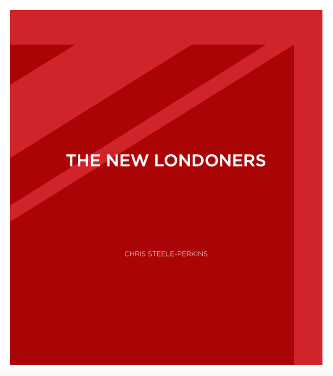 ©Chris Steele-Perkins, The New Londoners Book 2019