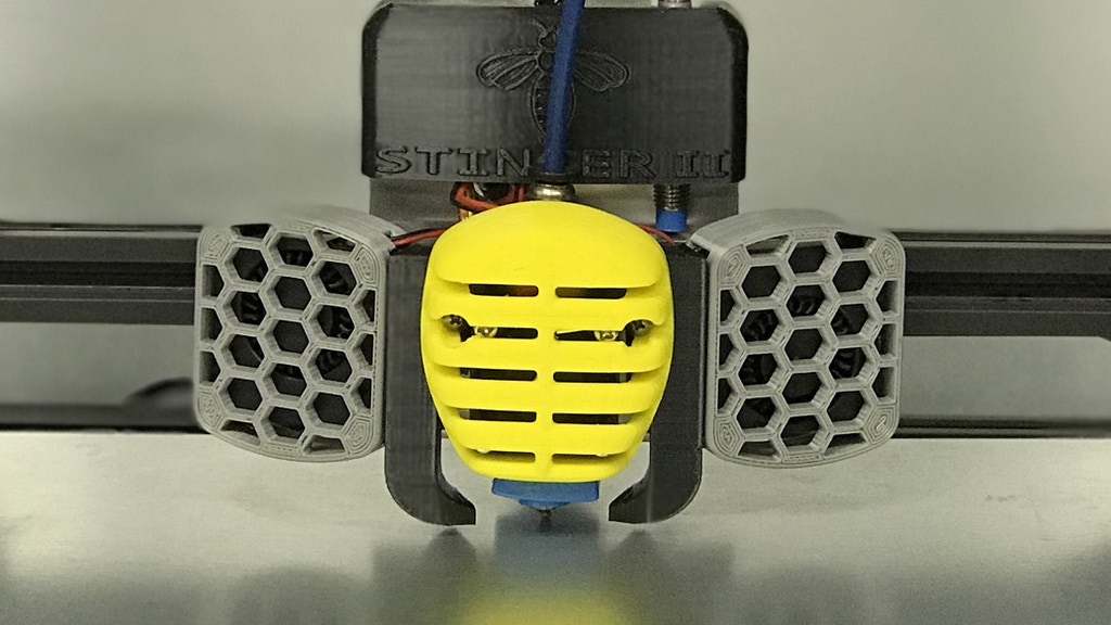 The Stinger II, Auto Bed Leveling Print Head for 3D Printers project video thumbnail