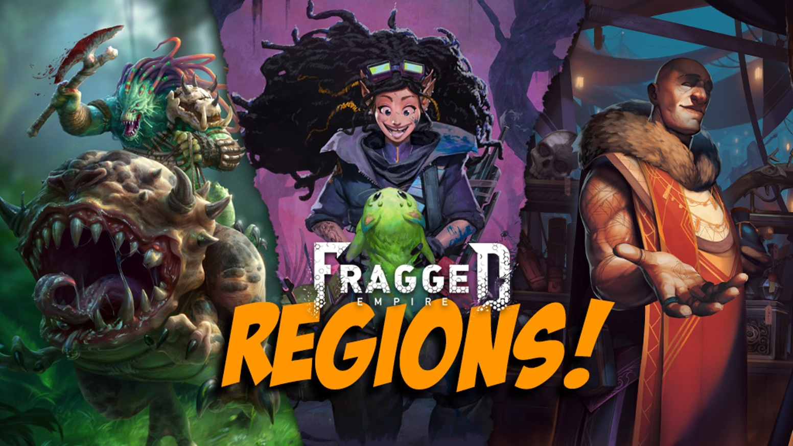 Fragged RPG | Regions  by Wade Dyer — Kickstarter