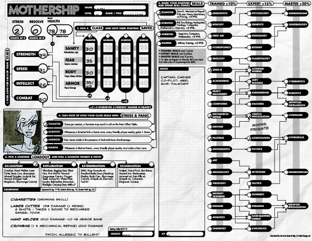 Click the image to download the Character Sheet