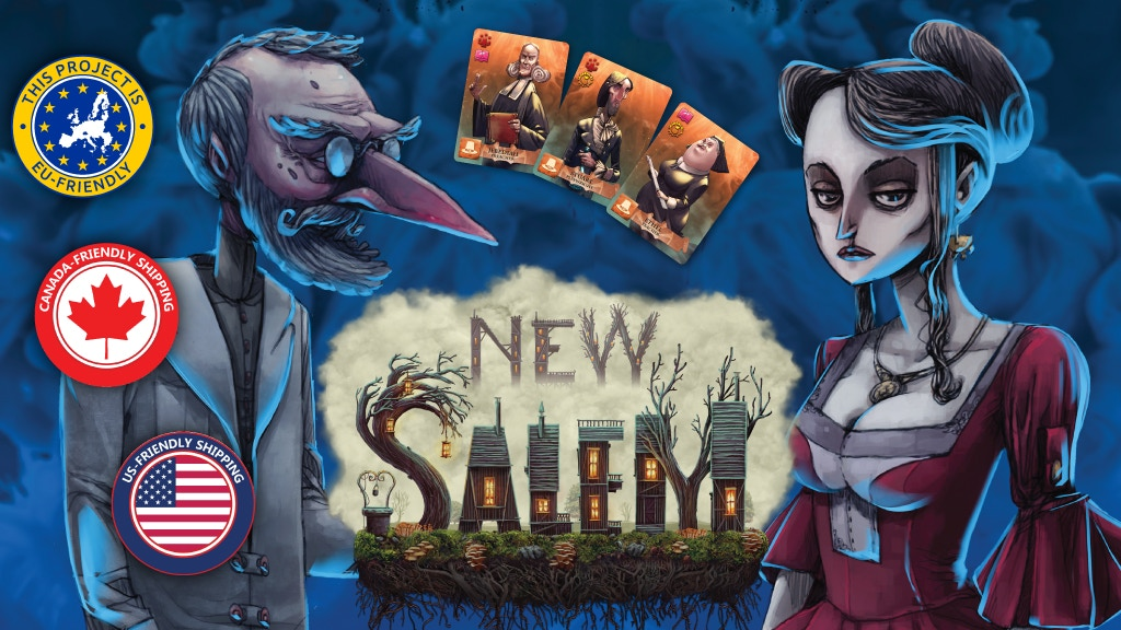 New Salem 2nd Edition project video thumbnail