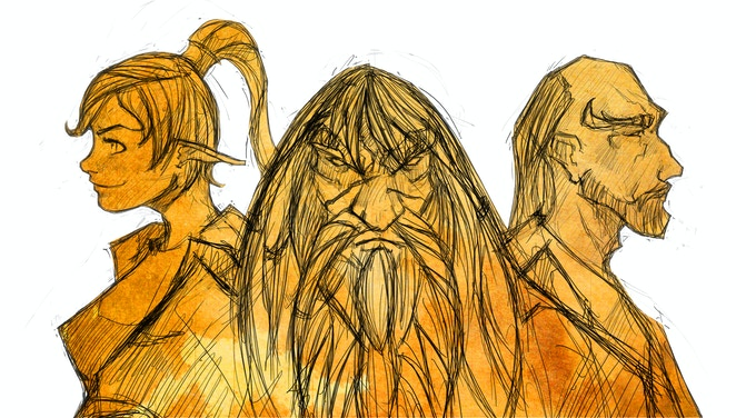Askhalon RPG (art in development)