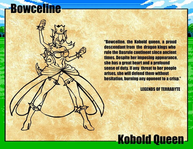 Bowceline Kobold Queen