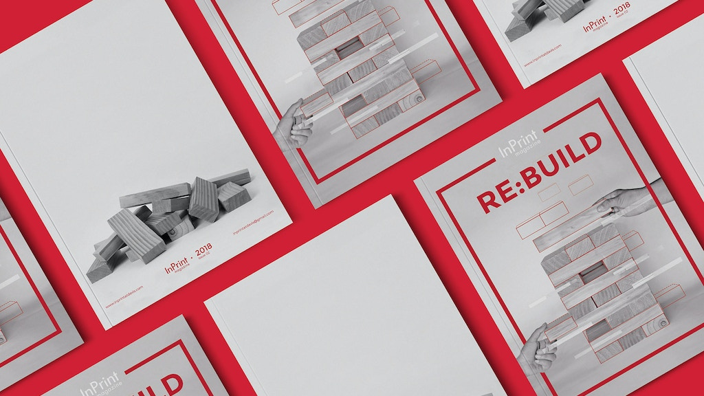 InPrint Magazine Issue 03: IMPACT project video thumbnail