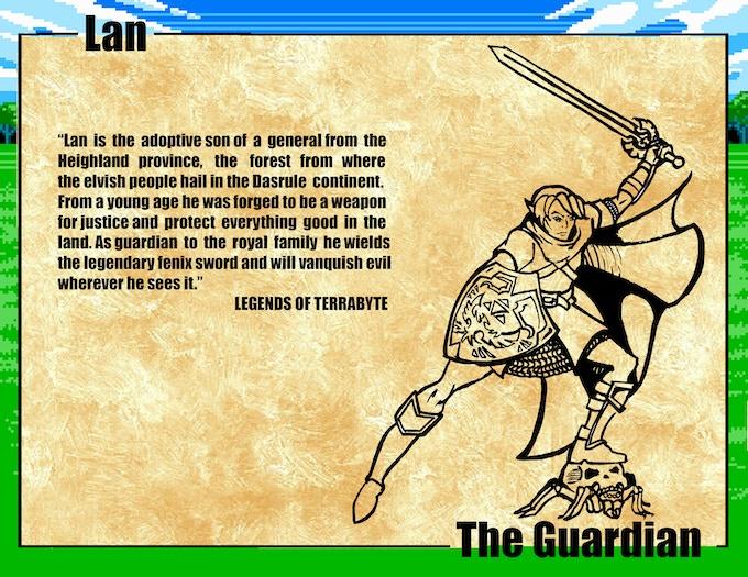 Lan The Guardian