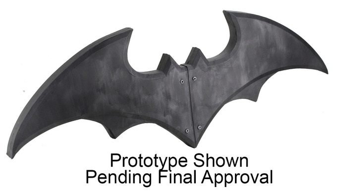 *CONCEPT BASED ON EXISTING PRODUCT, NOT FINAL DESIGN, NOT ENDORSED BY NECA