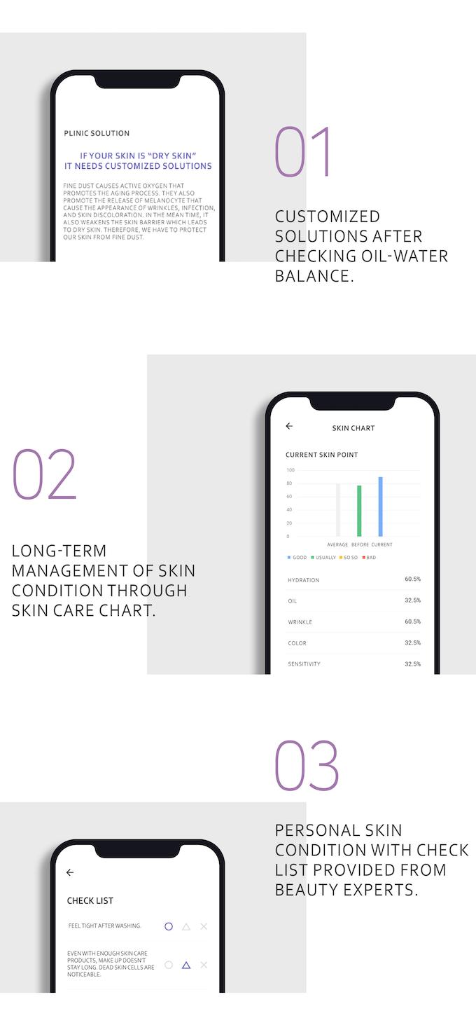 Plinic: Smart & Handy Plasma Beauty Device by G1 Partners co