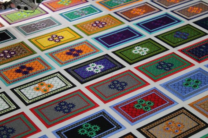 Corthon's Color Changing Carpet