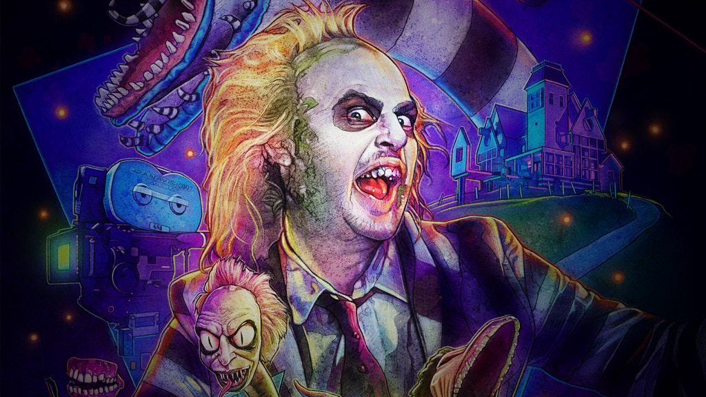 Recently Deceased : The Making Of BEETLEJUICE project video thumbnail