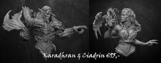 Karadhran & Ciadrin