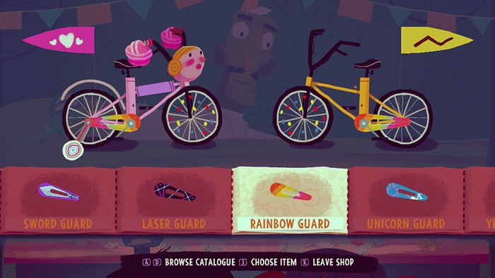Knights and Bikes by Foam Sword » Build your own bike, explore the