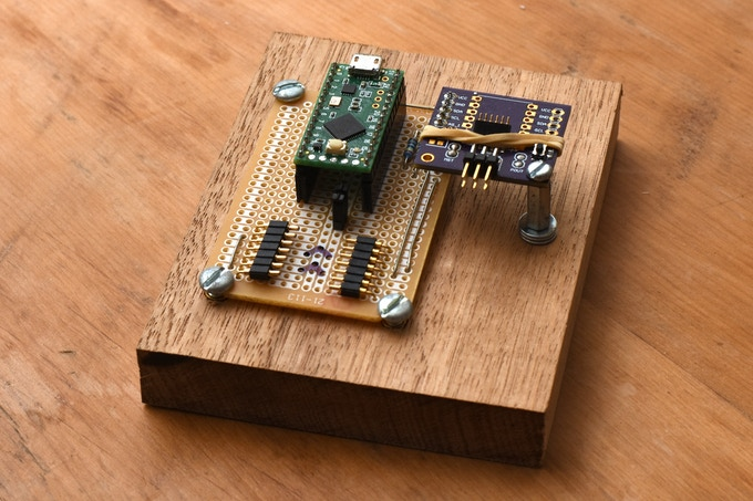 Original Semi-Automated Programming Jig