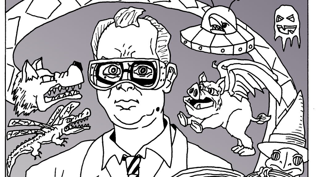 FUNDED Dr. Zombie: Monster Family Physician COMIC BOOK project video thumbnail