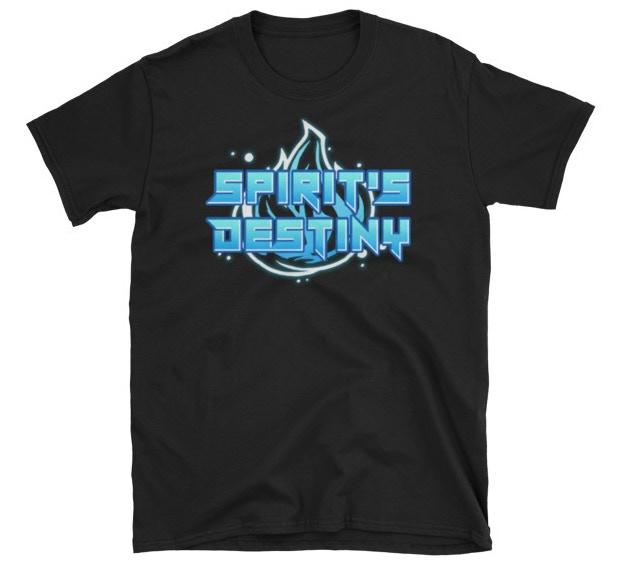 Spirit's Destiny Logo T-Shirt