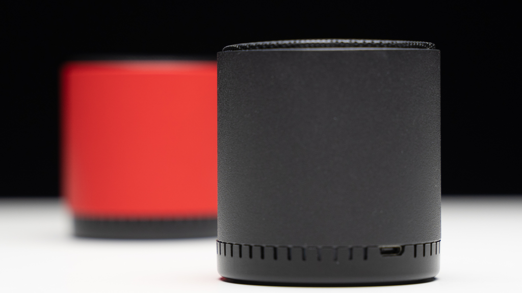 Cannon: True Wireless Stereo Ultra-Mini Bluetooth Speaker