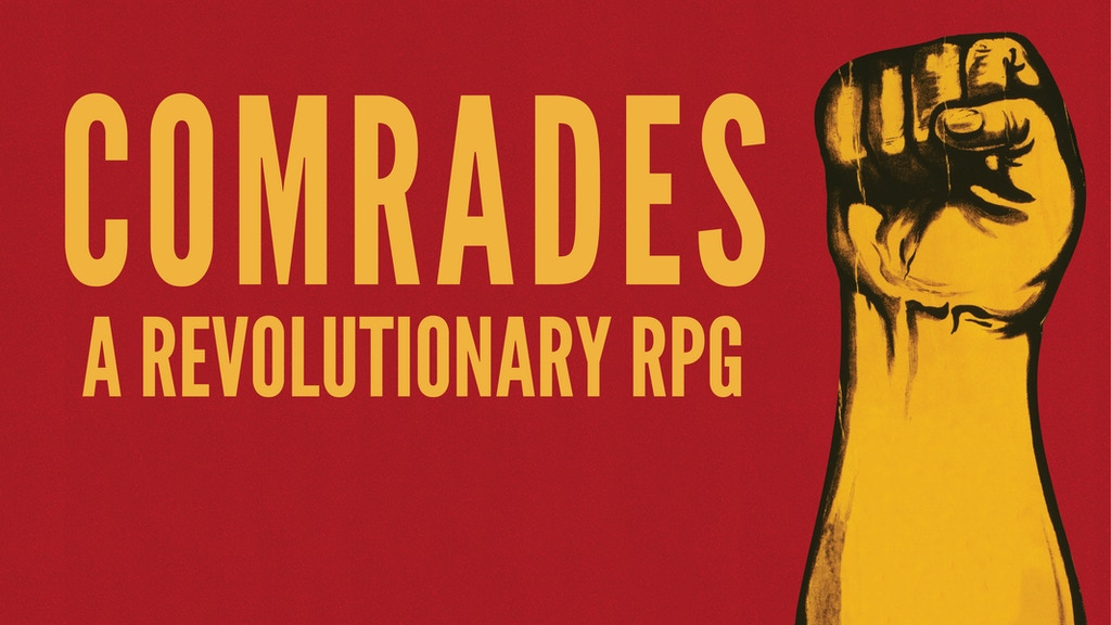 Comrades: A Revolutionary RPG project video thumbnail