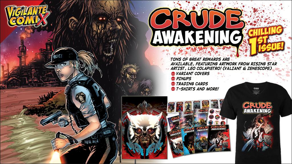 Crude Awakening - A Zombie Apocalypse