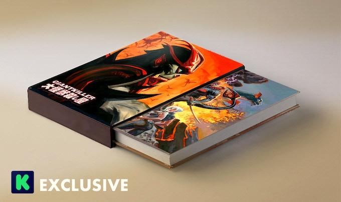 Deluxe Edition Slipcase (final design pending)