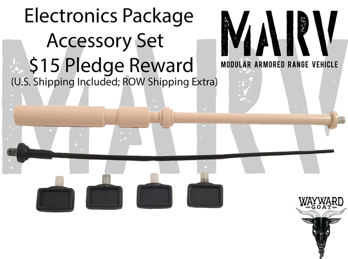 Electronics Package Reward