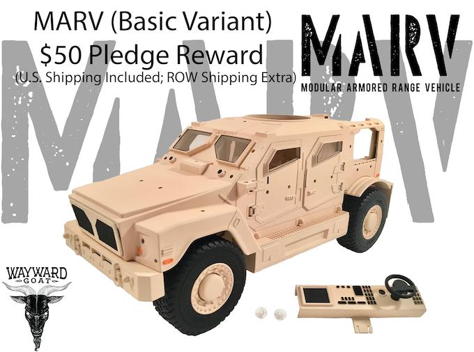 MARV (Basic Variant) Reward