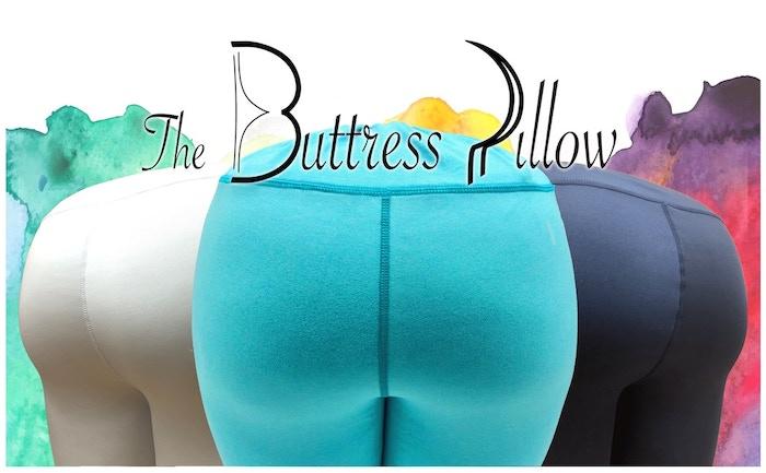0b1c62a8798 The Buttress  World s Most Bootyful Pillow by Jia — Kickstarter