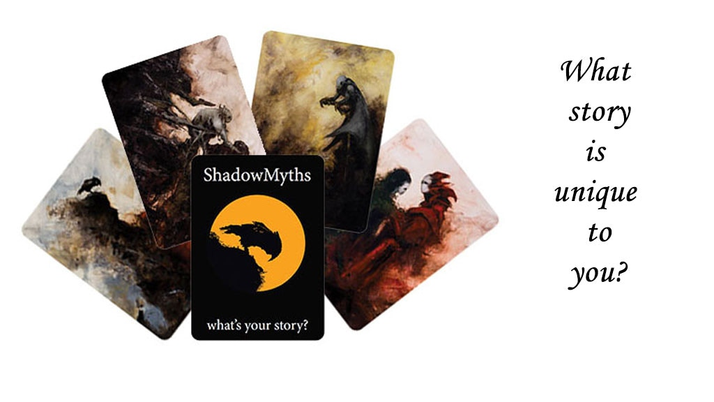 ShadowMyths: Turmoil Deck - Story Prompts for Unique Ideas project video thumbnail