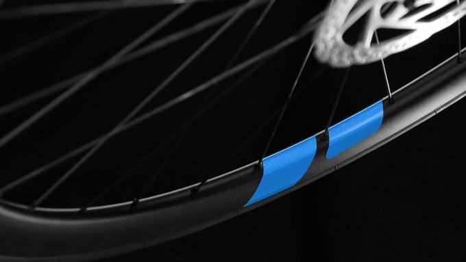 AZURE BLUE (standard reflection)