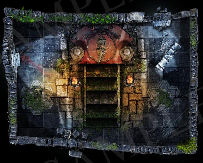 greatest dungeon II