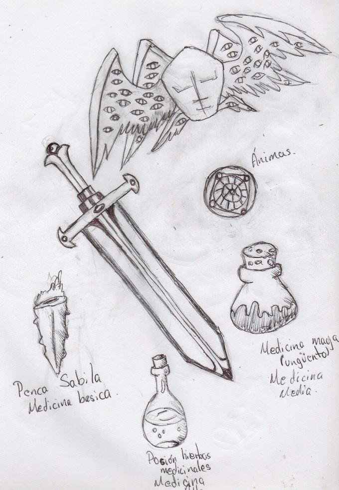 Varios Items