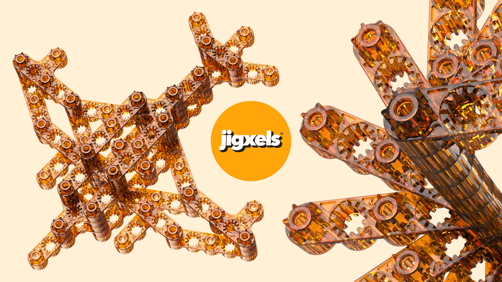 JIGXELS® Multi-Angle Building Blocks