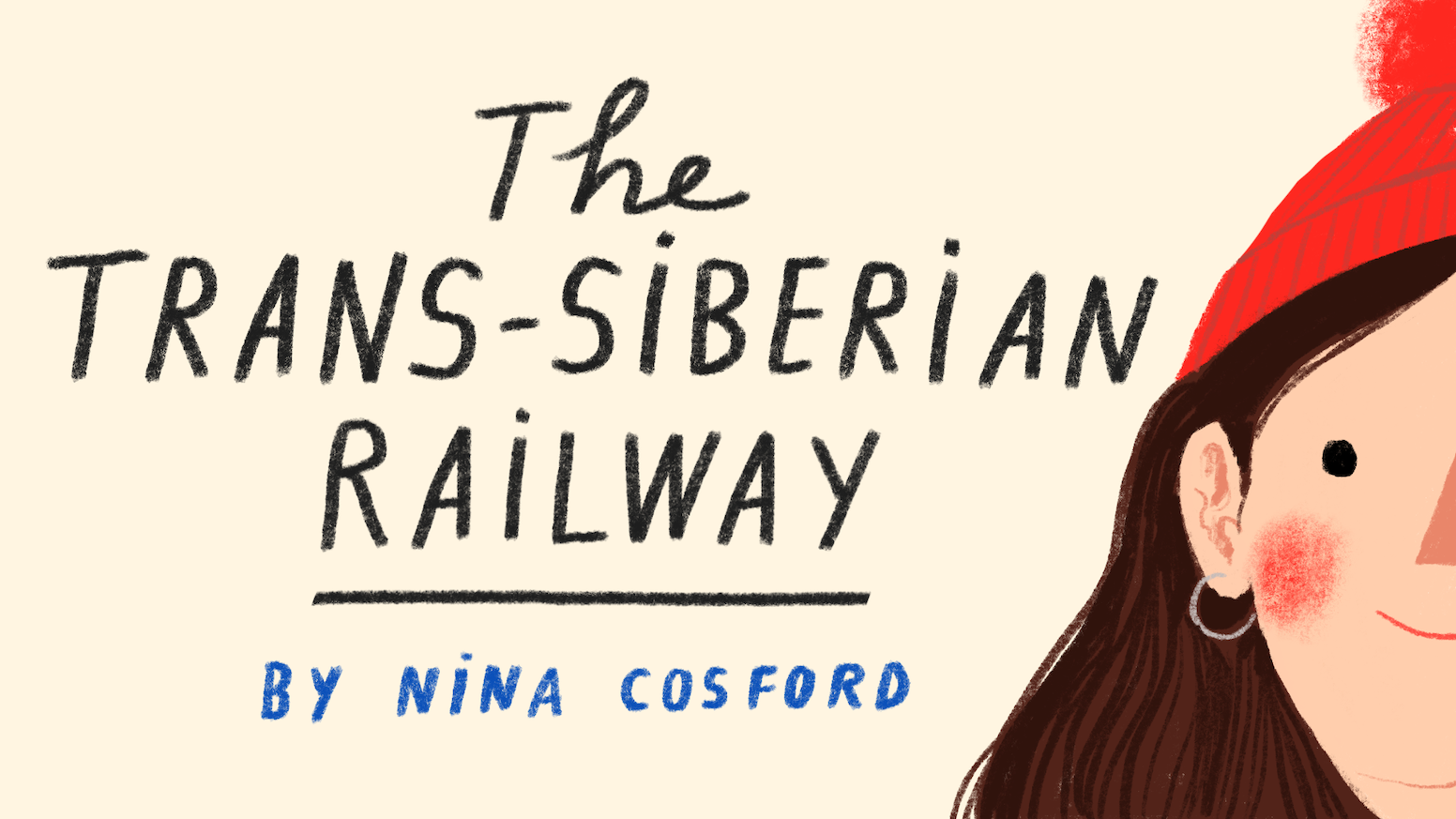 An illustrated book by Nina Cosford. Coming July 2019
