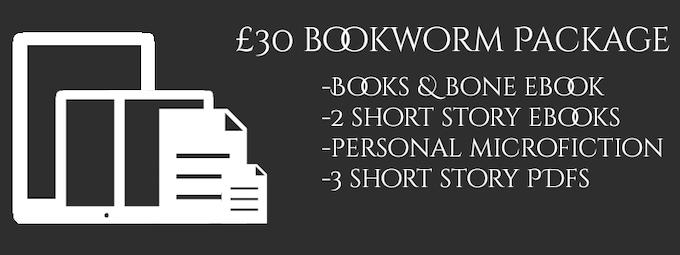 Books & Bone: A Fantasy Novel by Victoria Corva — Kickstarter