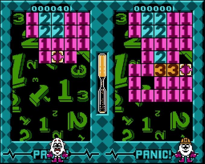2-Player 'Puzzle Path'