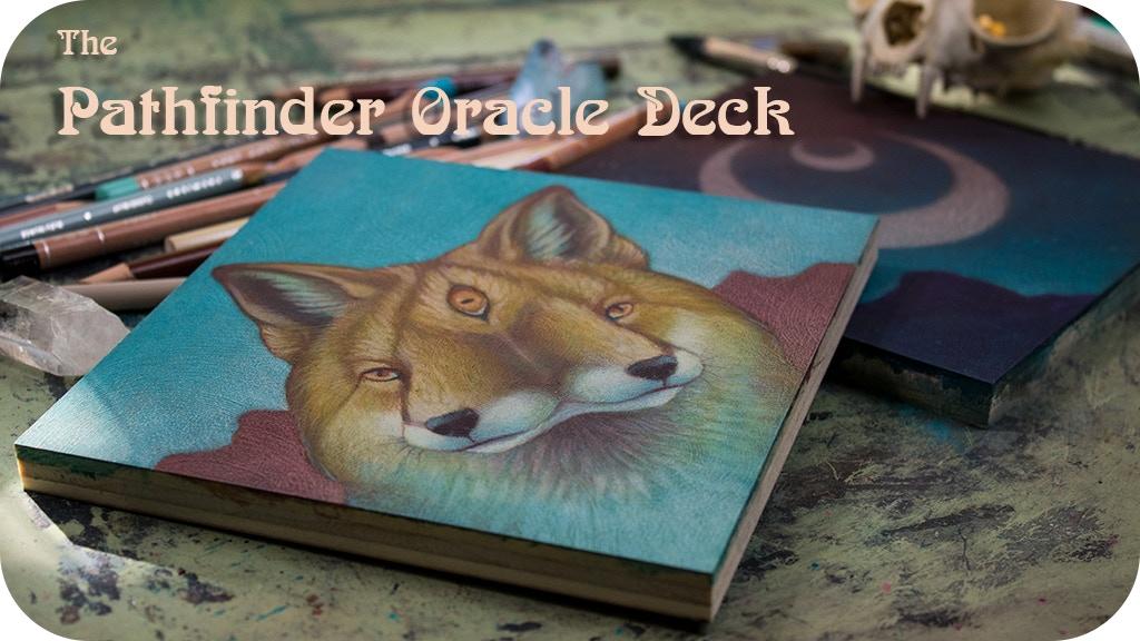 The Pathfinder Oracle Deck