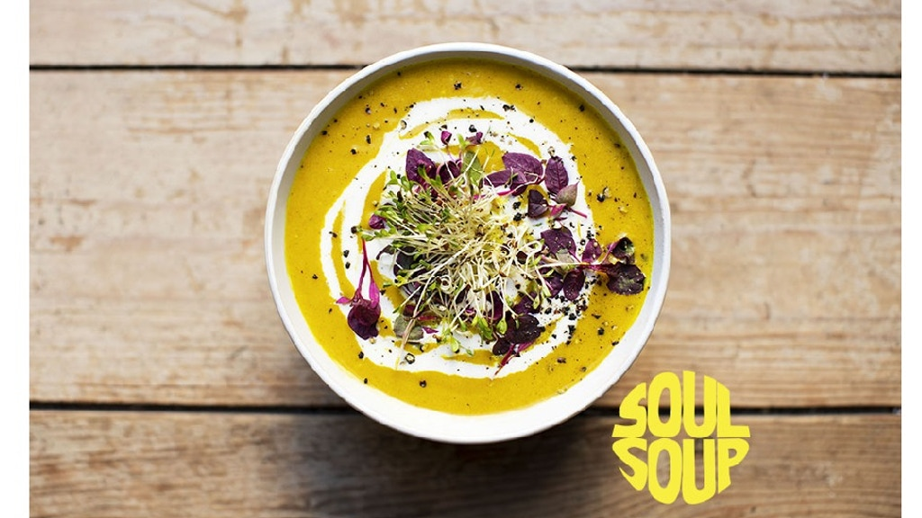 Soul Soup: Vegan Social Enterprise Cafe project video thumbnail