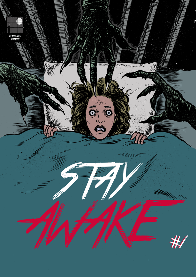 Official Stay Awake Cover