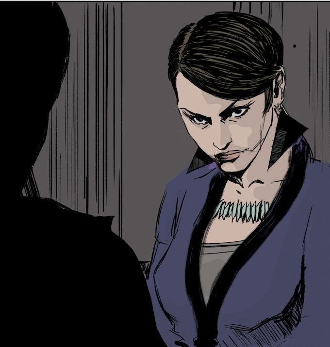 Detective Lane
