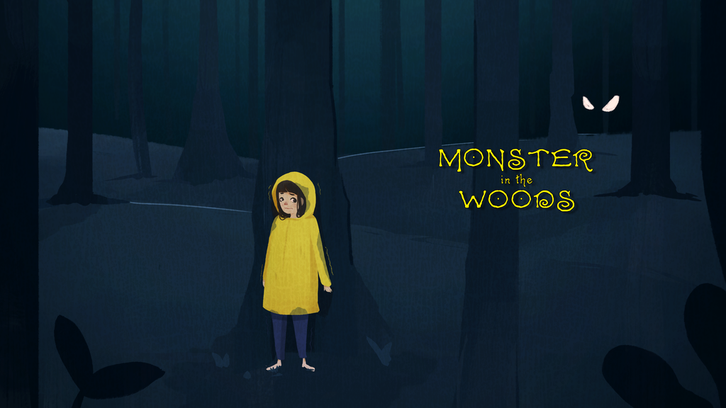 Monster in the Woods project video thumbnail