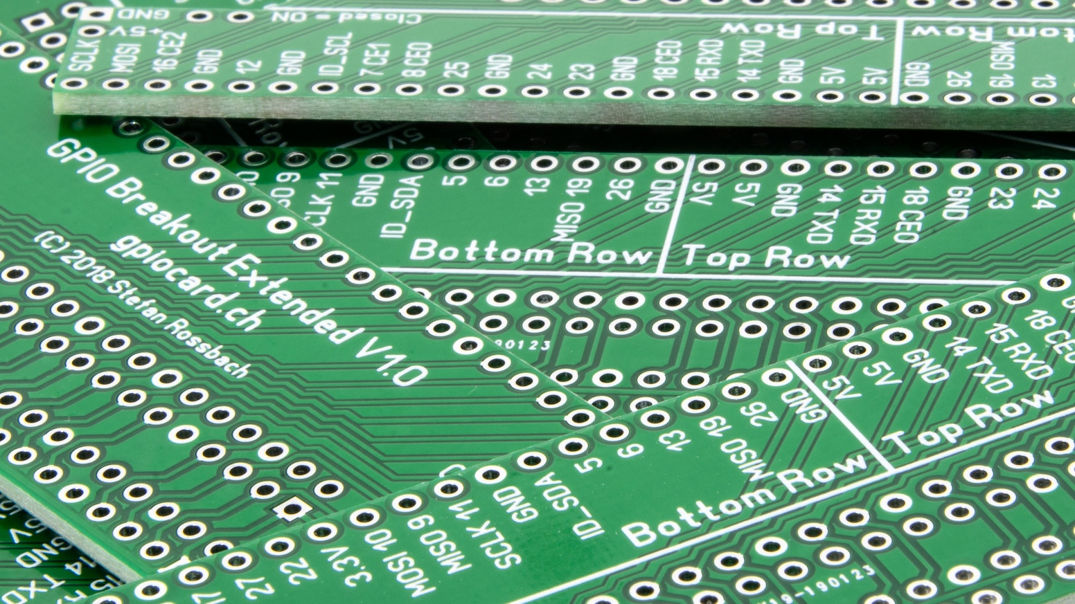 The game changing GPIO breakout extension for your Raspberry Pi projects!
