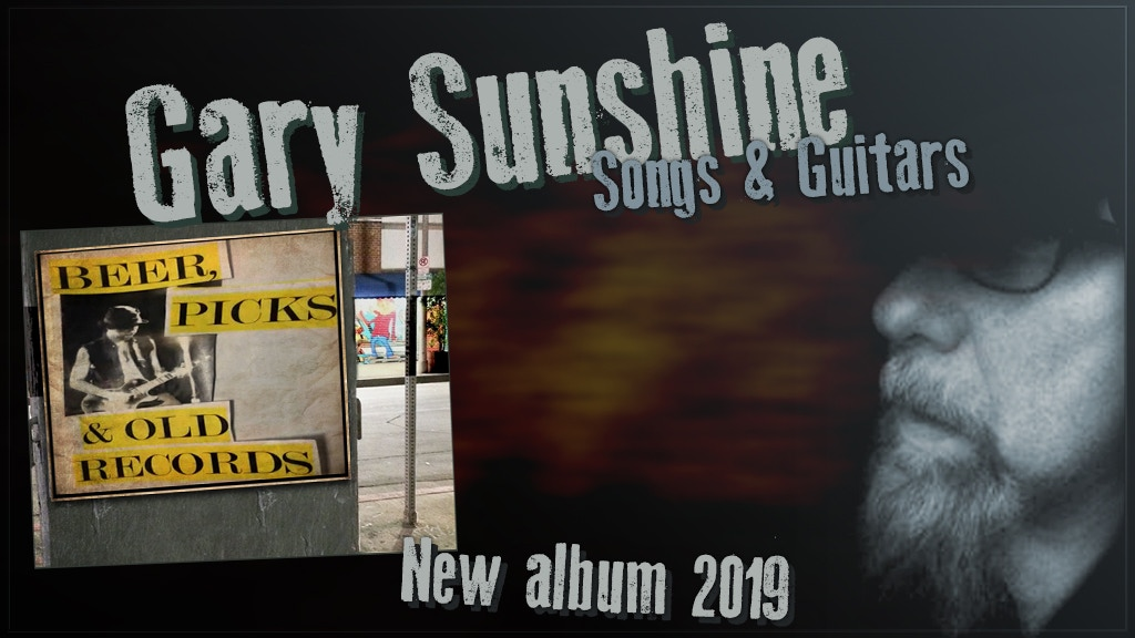 Gary Sunshine - Beer, Picks & Old Records project video thumbnail