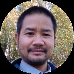 Kosal Kong, père de Dara et directeur du projet