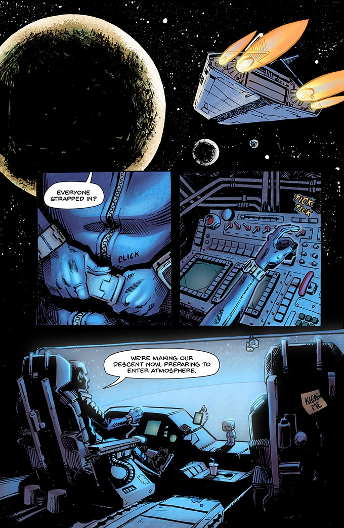 Issue 1 Page 01
