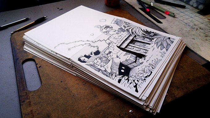 Original Pages that need new homes.